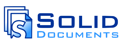 Solid Documents logo