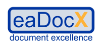eaDocX logo